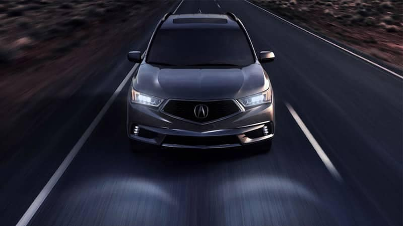 2019 Acura MDX Auto High Beams