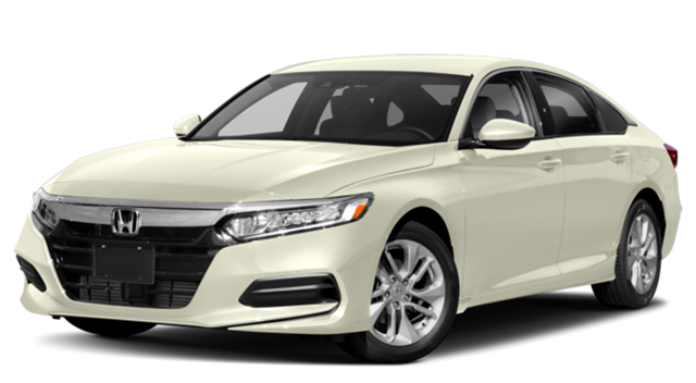 2018 Honda Accord White
