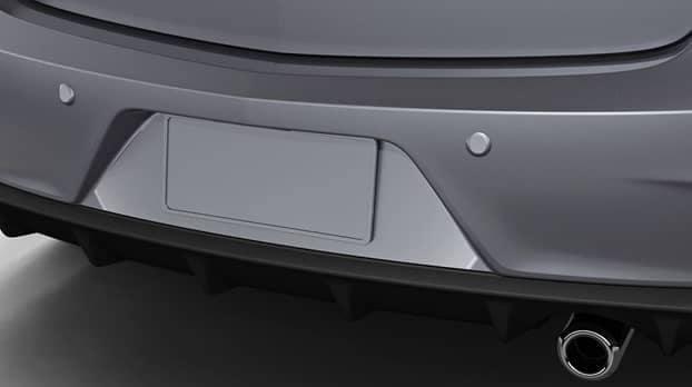 2019 Acura ILX Backup Sensors
