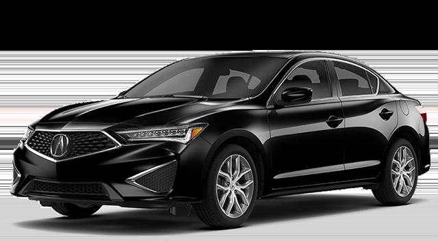 2019 Acura ILX Black