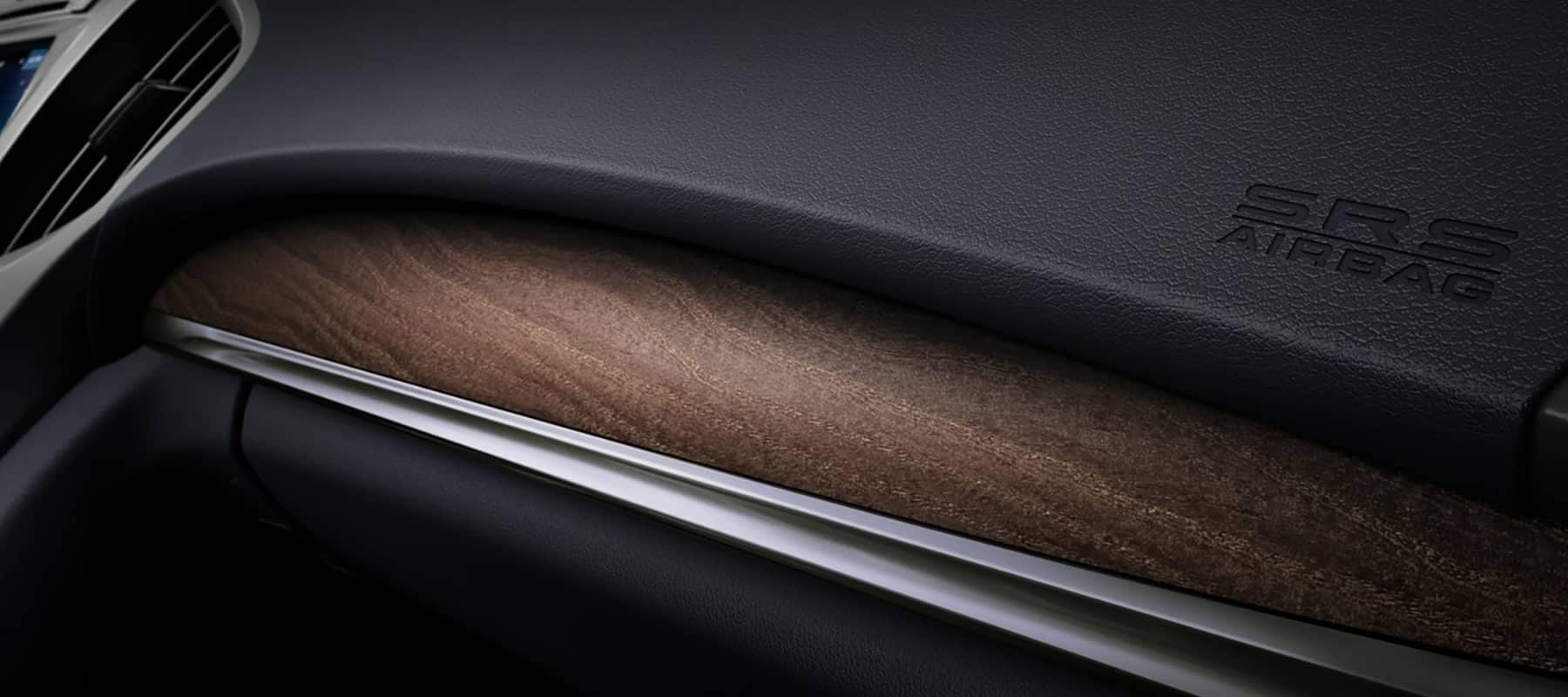 2019 Acura MDX Interior Materials