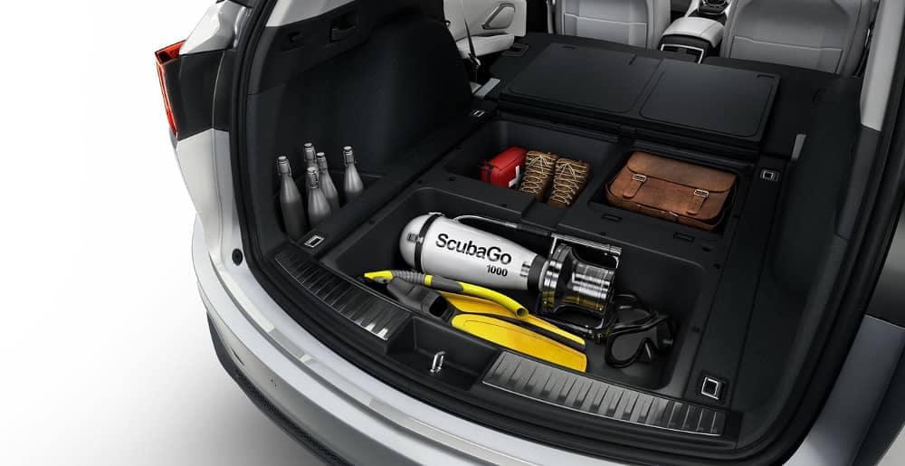 2019 Acura RDX cargo space