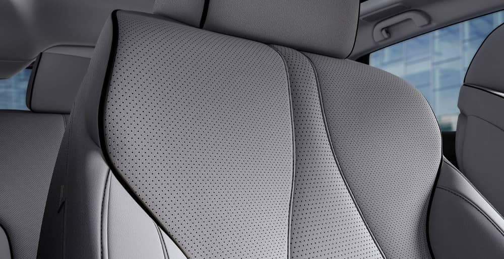 Perforated Seats in 2019 Acura RDX