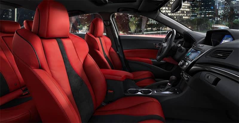 2019 Acura ILX Aspec Interior