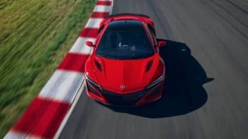 2019 Acura NSX Performance