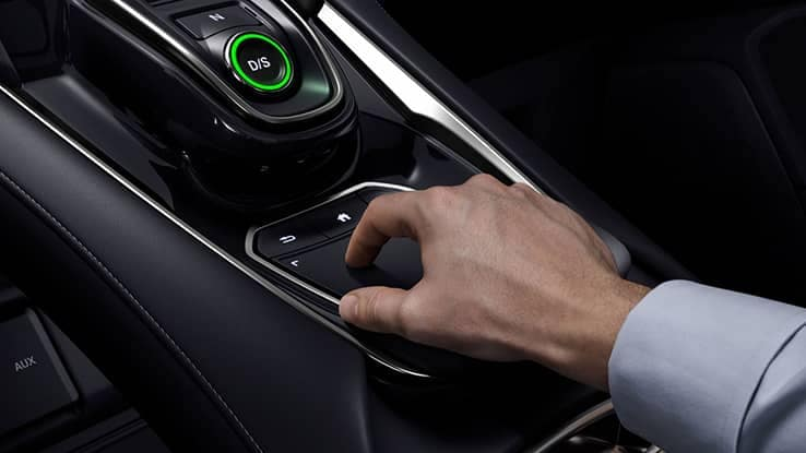 2019 Acura RDX Touchpad