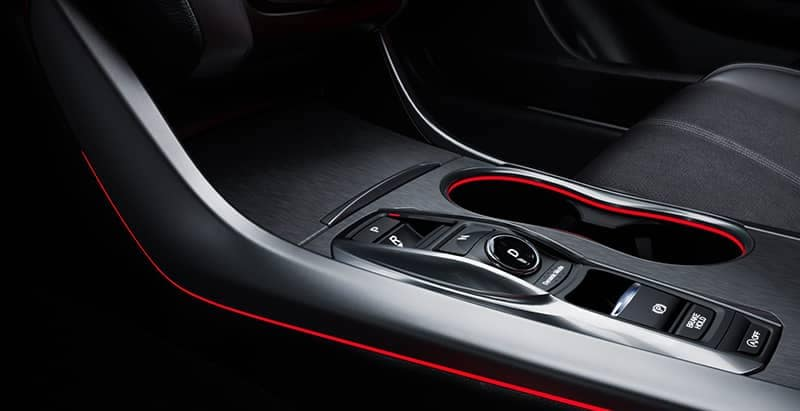 2019 Acura TLX ASpec Interior