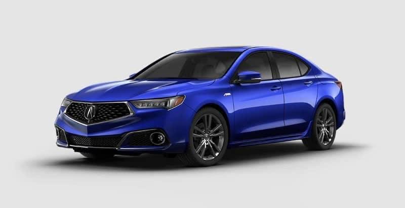 2019 Acura TLX A-Spec Trim