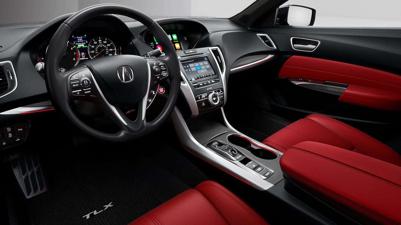 2020 Acura TLX A-Spec Interior Cabin