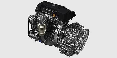 2020 Acura TLX Inline-4 P-AWS Powertrain