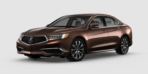 2020 Acura TLX Premium Paint
