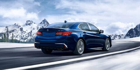 2020 Acura TLX Super Handling All-Wheel Drive