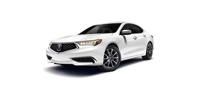 2020 Acura TLX SH-AWD