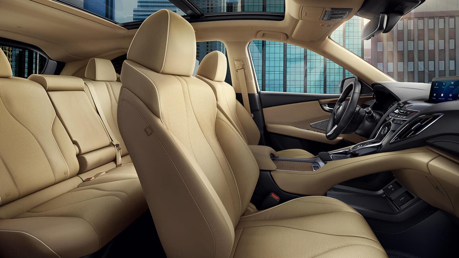 2020 Acura RDX Interior Cabin Seating Passenger Side