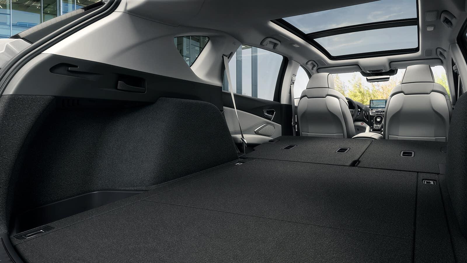 2020 Acura RDX Interior Flat Cargo Area