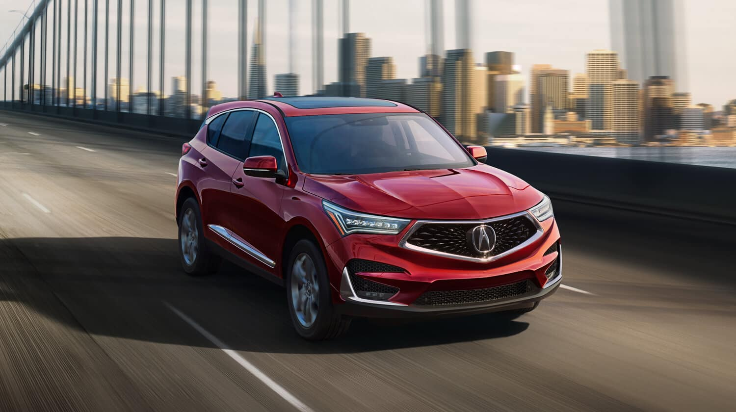 Check Out 2020 Acura Rdx Colors To Customize Your Next Luxury Suv