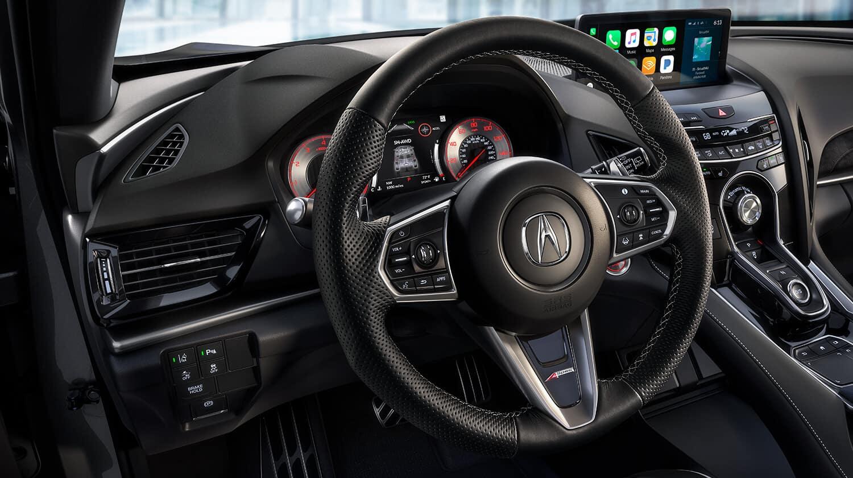 2020 Acura RDX SH-AWD Interior Cockpit Driver Side