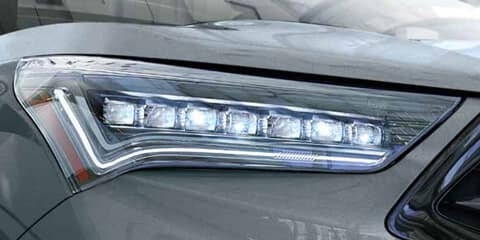 2020 Acura RDX Jewel Eye LED Headlights