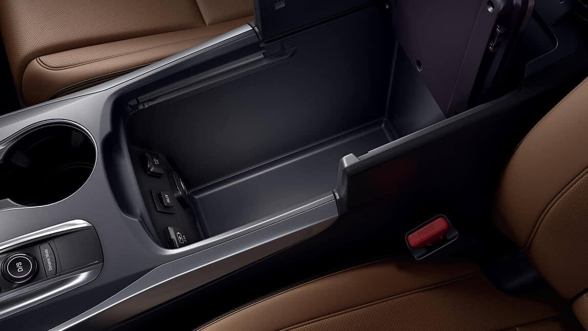2020 Acura MDX Interior Center Console USB Charging