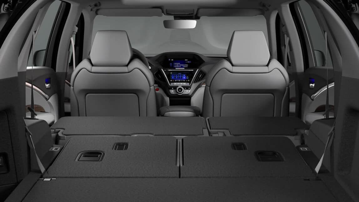 2020 Acura MDX Interior Maximum Cargo Space