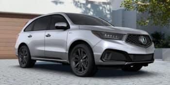 2020 Acura MDX A-Spec Exterior Design