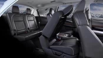 2020 Acura MDX SH-AWD Interior Seating 3rd Row Access