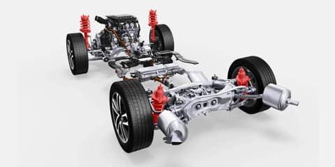 2020 Acura MDX Active Damper System