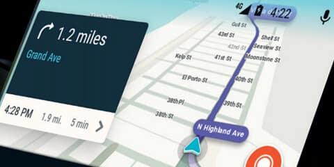 2020 Acura MDX Acura Navigation System