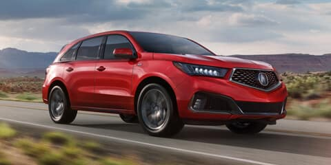 2020 Acura MDX Front-Wheel Drive