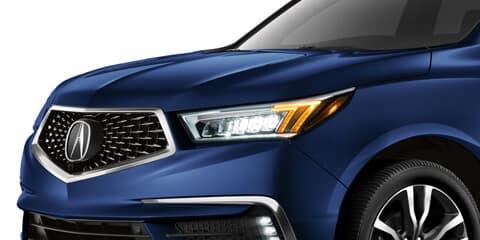 2020 Acura MDX Jewel Eye LED Headlights