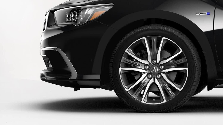 2020 Acura RLX Exterior Driver Side Wheel Closeup