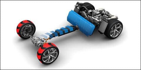 2020 Acura NSX Brembo Hydraulic Brakes