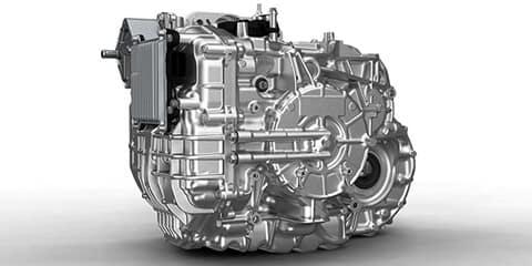 2020 Acura RLX 10-Speed Automatic Transmission