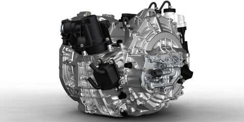 2020 Acura RLX 7-Speed Dual Clutch Transmission