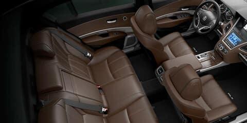 2020 Acura RLX Exceptional Legroom