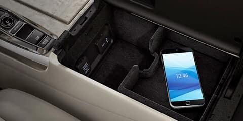 2020 Acura RLX Smart Storage