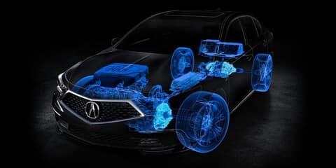 2020 Acura RLX Super Handling All-Wheel Drive