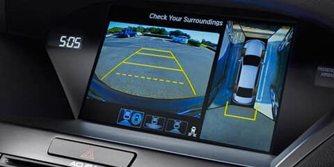 2020 Acura RLX Surround-View Camera