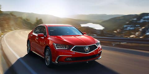 2020 Acura RLX Vehicle Stability Assist