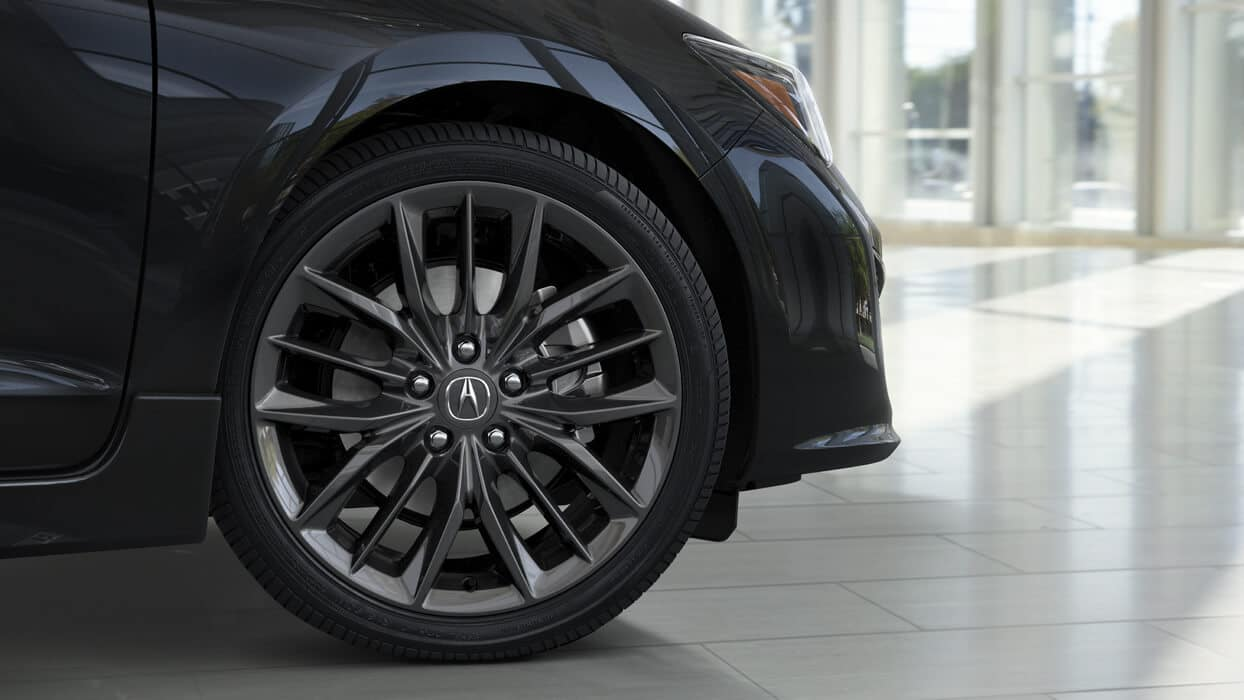 2020 Acura ILX Exterior Wheel Closeup