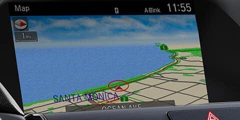 2020 Acura ILX Acura Navigation System