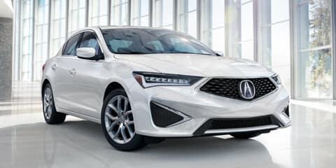 2020 Acura ILX Exterior Design