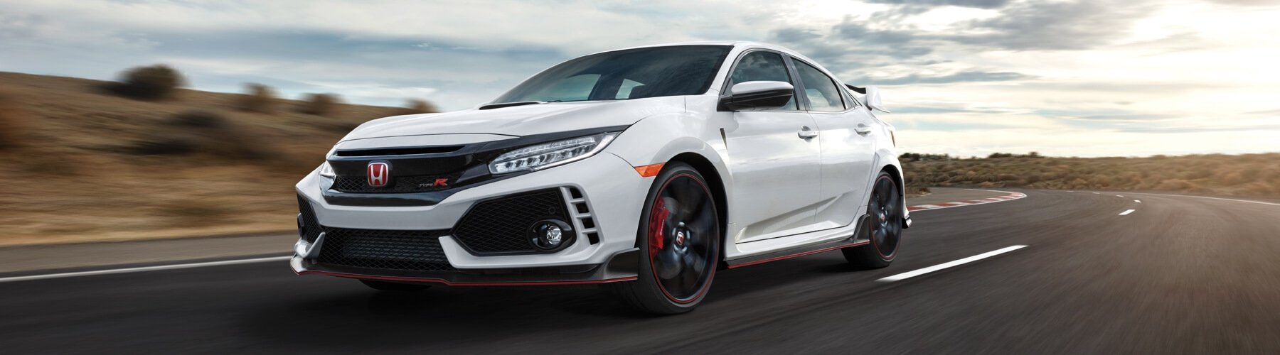 2017 Honda Civic Type R Banner