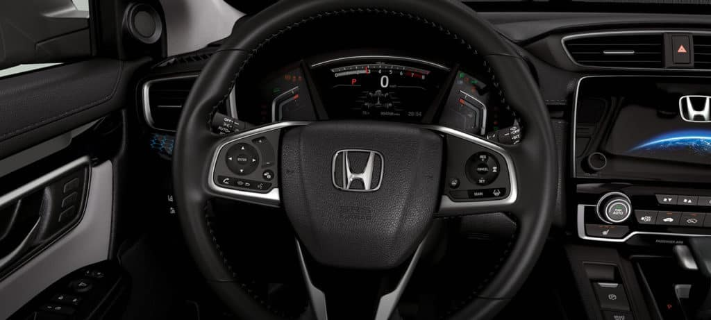 2018 Honda CR-V Interior Steering Wheel