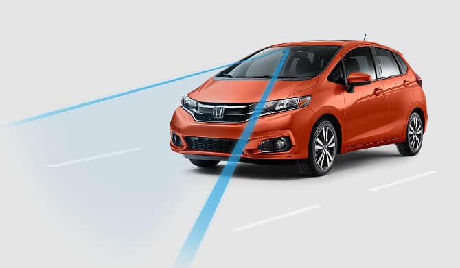 2018 Honda Fit Road Departure