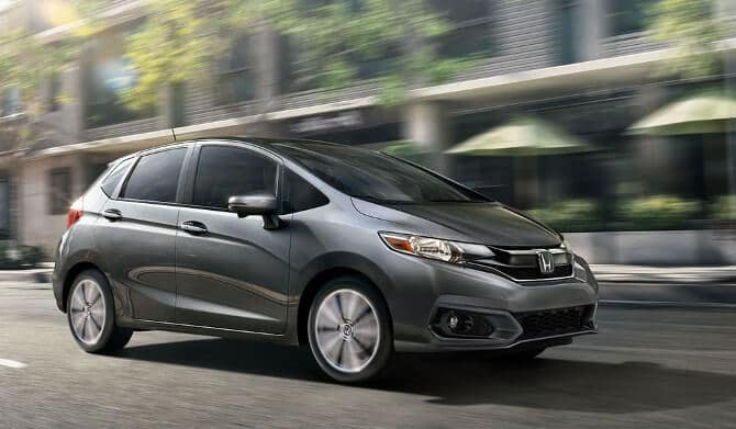 2018 Honda Fit Vehicle Stability