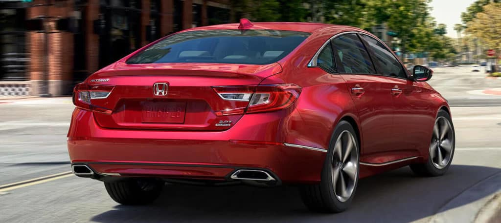 The 2018 Honda Accord Named Best Car To Buy By Connection