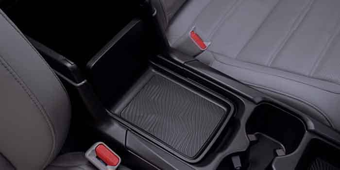2018 Honda CR-V Center Console Storage and Cup Holders