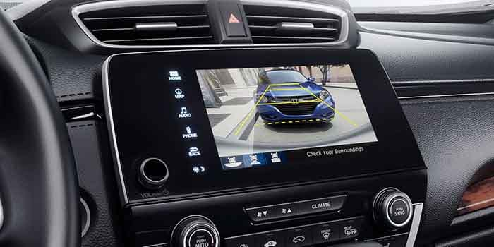 2018 Honda CR-V Rearview Camera