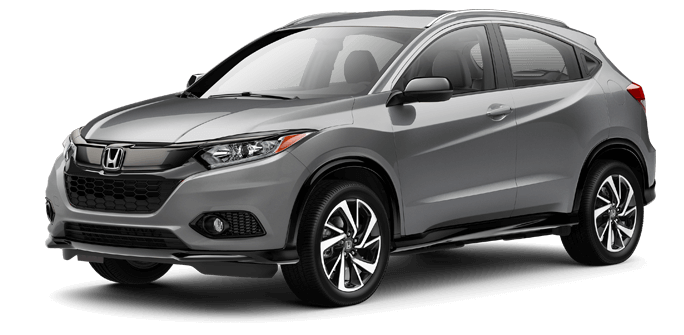 2019 Honda HR-V All-Wheel Drive